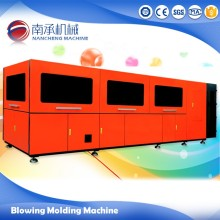 Quality Assurance Fully Automatic Hz-880 Semi-Auto Pet Blowing Machine