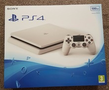 Sales For Play Station 4 Slim Ps4 pro 1TB ( Latest Model) + 10 GAMES & 2