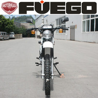 Rough Road Dirt Bike 150CC Cargo Motorcycle