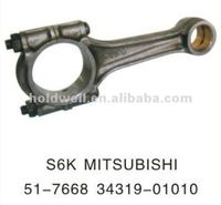 Mitsubishi S6K 34319-01010 Connecting Rod