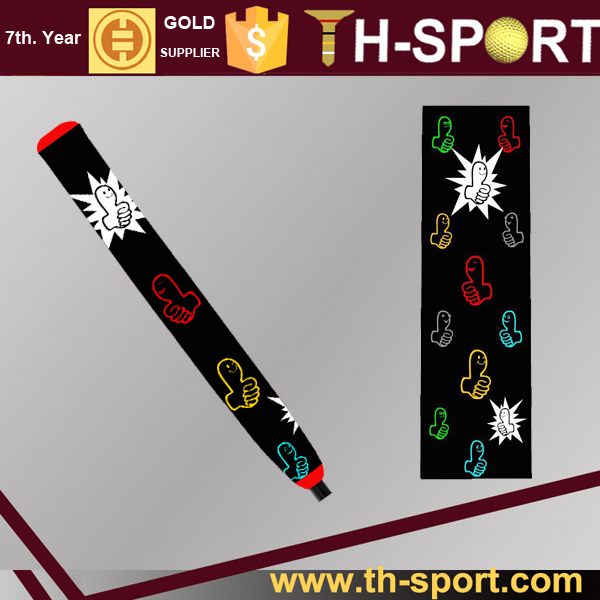Wonderful silicon PU golf putter grip