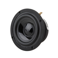 Neodyminum full-range wide band/frequency loudspeaker driver 3 inch 15W 4/8ohm