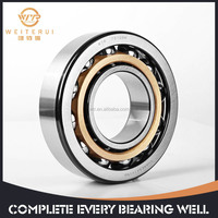 Mini Single Angular Contact Ball Bearing 5*16*5mm