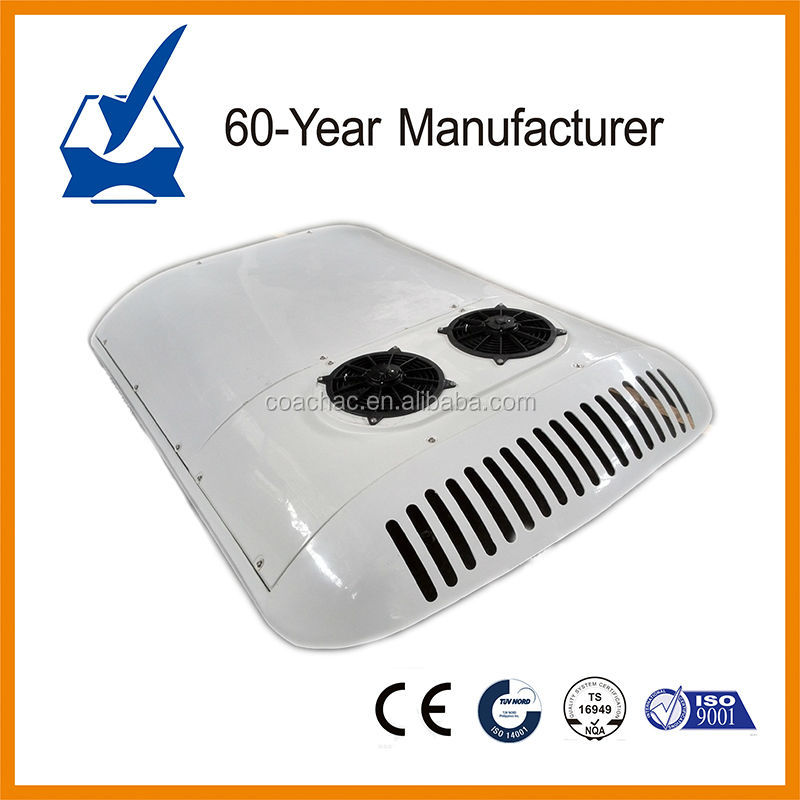 Rooftop Mounted 15KW Minibus Air Conditioner / Auto Conditioner / Bus AC System for Iveco Bus, Yutong Bus