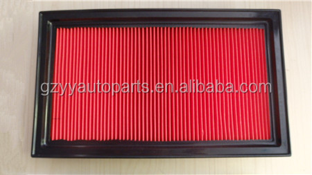 OEM quality factory price auto air filter 16546 V0193