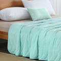 Summer cool 100% washable cooton quilt