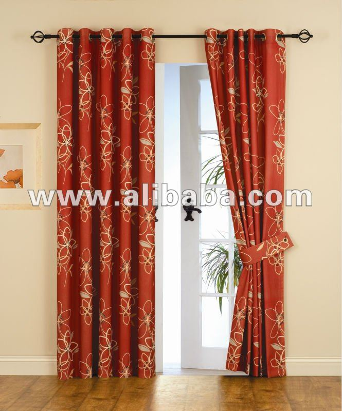 CURTAINS: Curtains in ALL Designs, Sizes and Materials for use in Homes, Hotels, Offices, Hospitals, from Pakistan