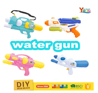 2017 new design water gun toy factory direct sell whole sell summer water beach toy