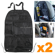 Wholesale Cheap Black Car Back Seat Organizer , Backseat Car Organizer