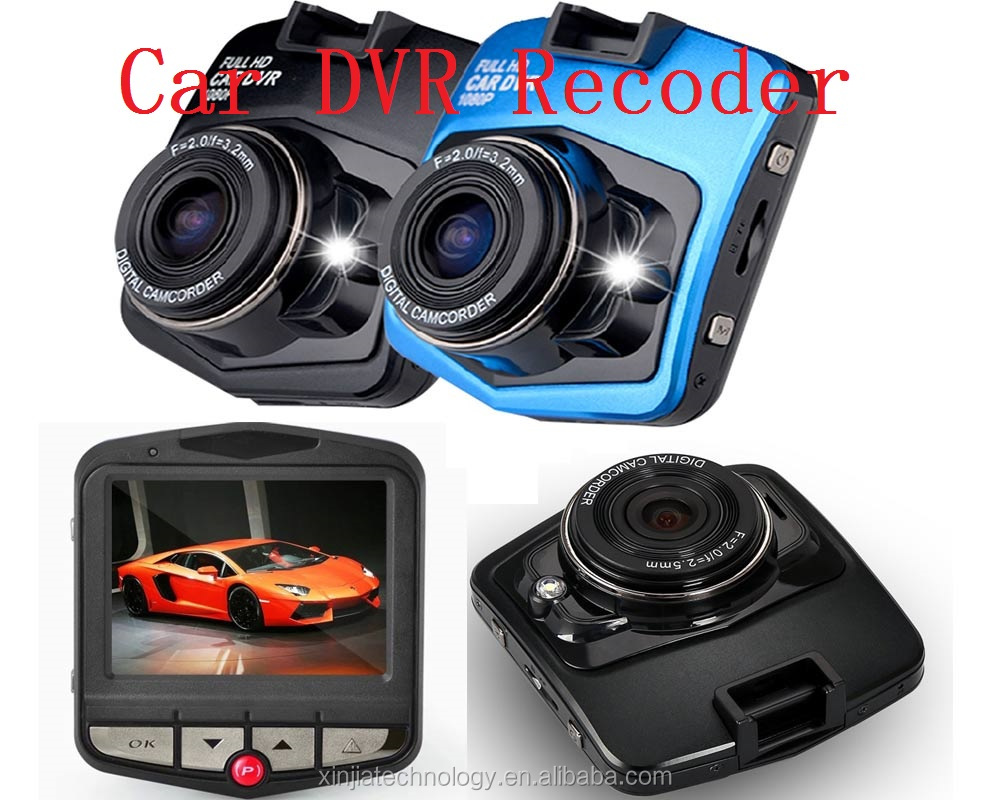 Best prcie dash cam car dvr full hd 1080P mini car dvr camera gt300