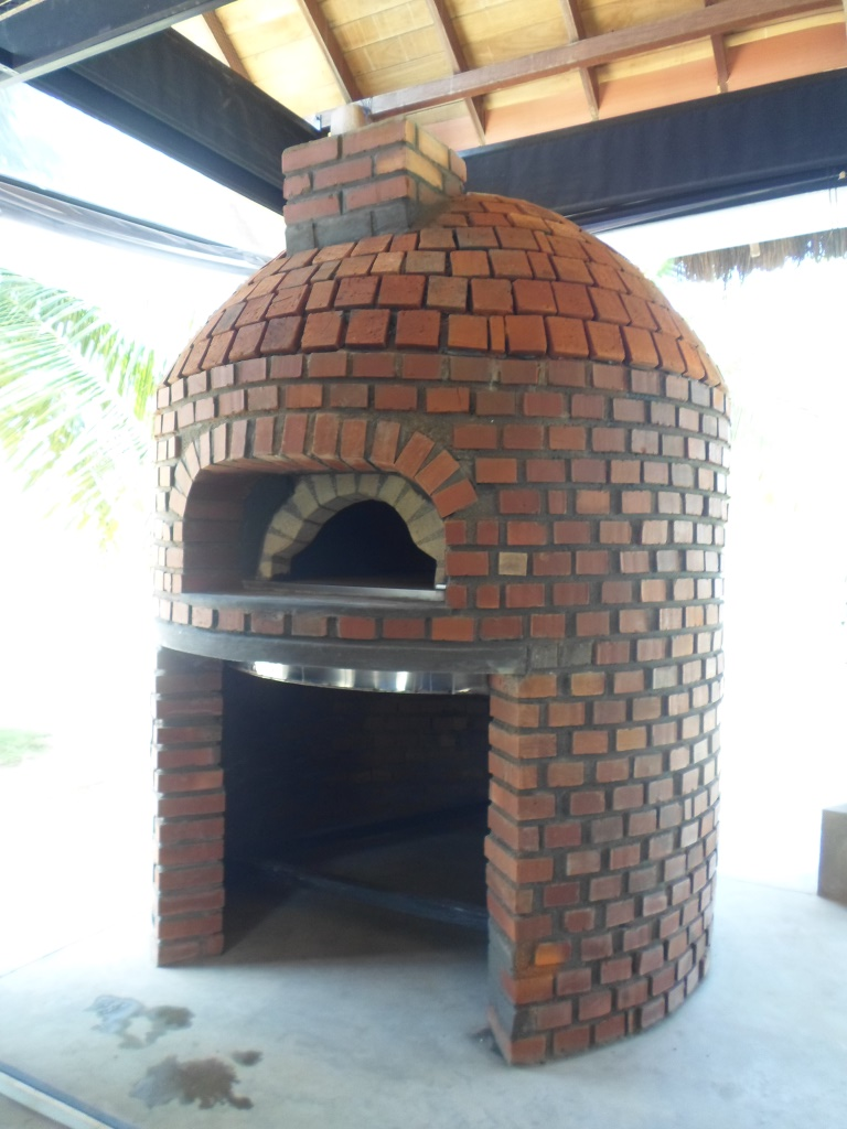 Commercial Outdoor fired used pizza ovens for sale