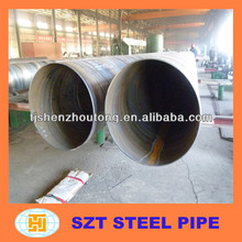 spiral submerged arc welding steel tube