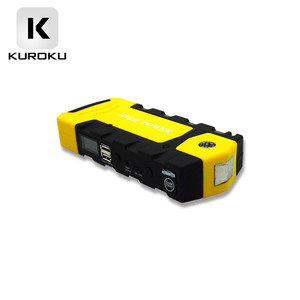 High quality rechargeable car tool kit car jump starter with SOS LED light emergency car accessory