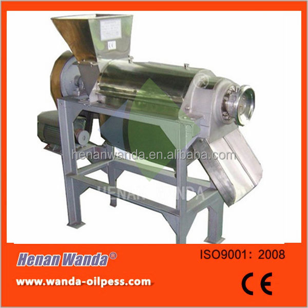 easy operation mango juice extractor machine