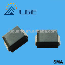 SK210A--SMA/DO-214AC/Diodes/Schottky Barrier Rectifiers