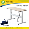 2016 Best choice for Electric Stand Up Desk student desk office table meeting table for new life