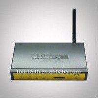 quad band push-in industrial cellular module with one SIM card slot via gprs network(F3123)3G wireless router