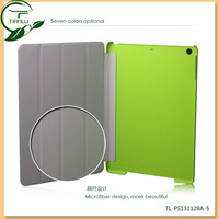 Flip Cover Case for iPad5,for ipad 5 case pu leather,unique hottest cell phone accessories for ipad 5