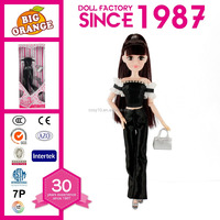 Plastic 2016 Modern Dolls for Children made in china wholesale