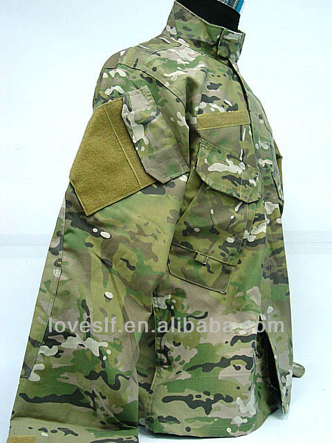 Loveslf china manufacturer CP3 generation military uniform tactical clothing