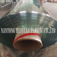 Jiangsu Supply Ecofriendly Soft PVC Super Clear Plastic Film for Packing Use