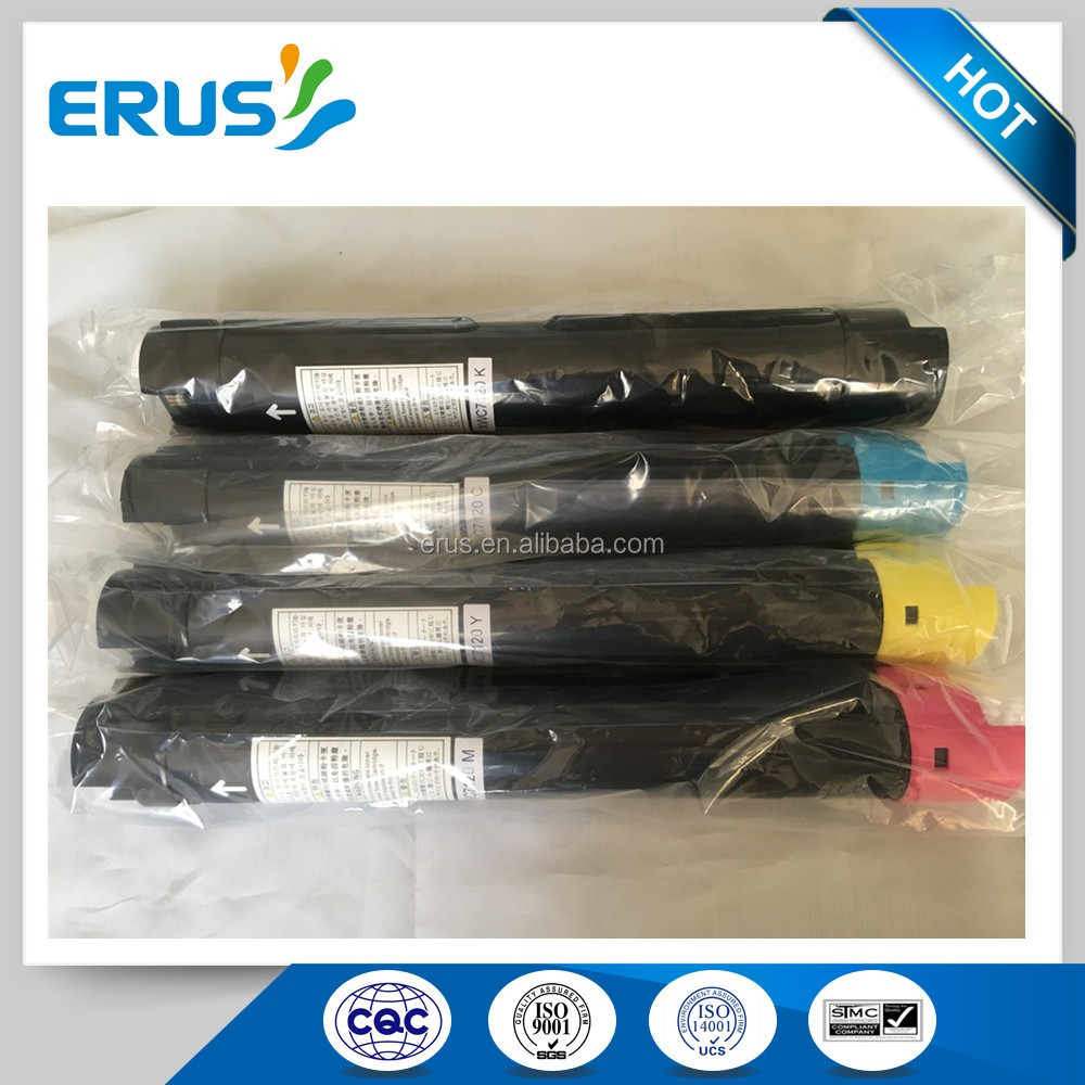 006R01461 006R01462 006R01463 006R01464 Toner cartridge compatible for Xerox WC7120 WC7125