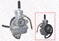 Hand Chock 20MM Carb for HONDA CRF50 XR50 CRF XR 50 70CC 90CC 110CC Carburetor Kazuma ATV Quad Dirt bike