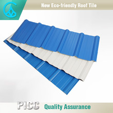 High quality prepainted corrugated metal roof shingles
