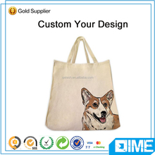Cute Dog Folding Shopping Shoulder Tote Bag