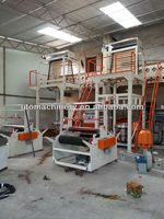 2014 Hot sale pe plastic film extruding machine
