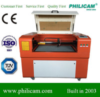 Philicam laser engraving machine/laser cutting machine