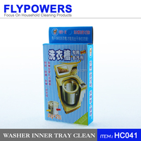 High quality antibacterial washing machine cleaner for washing machine cleaning with powder shape