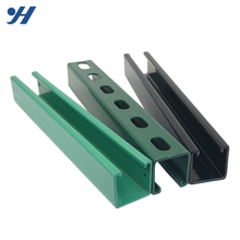 Stainless Steel High Strength unistrut channel,steel channel weight chart