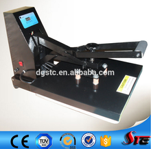 Factory price upgrade latest design high pressure flat t shirt heat transfer machine