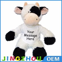 Various Types Of Plush Milk Cow Toy For Sale