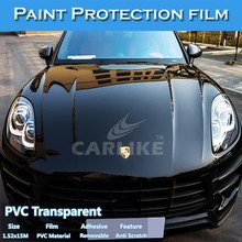 CARLIKE Hot Sale PPF Transparent Car Paint Body Protective Adhesive Film