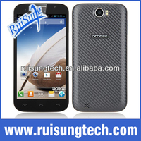 Original DOOGEE BIGBOY DG600 Smatphone MTK6572W Dual Core 6.0 Inch Screen 8.0MP Camera Russina language 3800mAH Battery