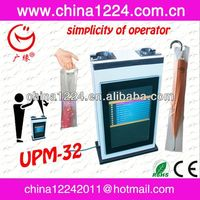 2013 New new restaurants concepts for new business!! -Automatic wet umbrella wrapping machine with TFT LCD Ad board
