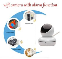 Support Cell Phone View IR CUT Night Visionin indoor Wireless baby monitor Camera