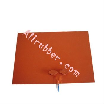 High Power Silicone Flexible Heater