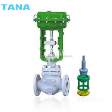 10P00 Series Low Noise Cage Type Pneumatic control valve