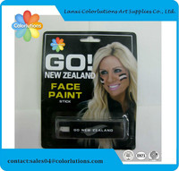 2015 colorlutions well quality non toxic football club fans face paint