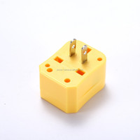 best seller travel adapter with multi charger AC plug US/UK/EU for phone