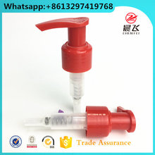 Custom plastic cleaning 24 410 smooth lotion pump joy shampoo sprayer up down lock head screw foam soap pump for lotion