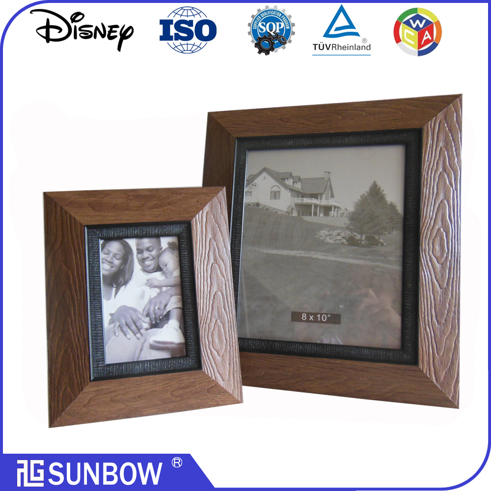 Wholesale beautiful plastic ps frames photo