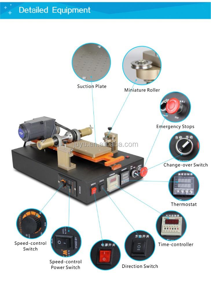 automatic lcd repair machine