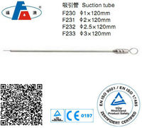 Ear suction tube, Ear instruments