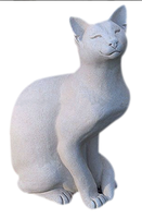 White ceramic Pet cremation urn wholesale