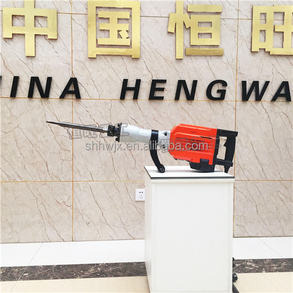 shanghai hengwang machinery equipment CO,.Ltd electric rock breaker