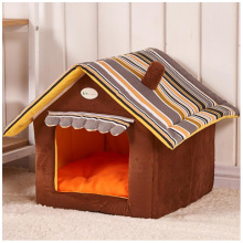 Fancy Cute Soft Luxury Cat Pets House Dogs Beds Wholesale